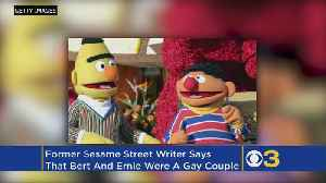 Former 'Sesame Street' Writer Reveals Bert And Ernie Are Gay Couple [Video]