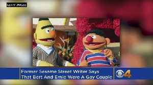 Former 'Sesame Street' Writer Says Bert And Ernie Are Gay [Video]