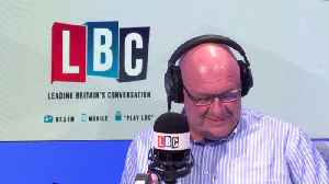 Moment John McDonnell Phoned LBC During Trade Union Phone-In [Video]