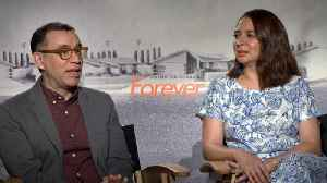 Maya Rudolph And Fred Armisen Talk 'Forever' [Video]