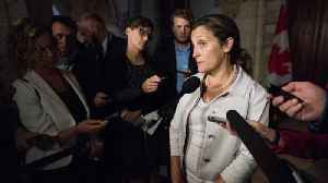 Chrystia Freeland says Canada has a 'talent for compromise' [Video]