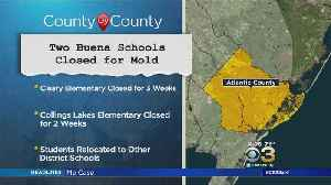 Two Atlantic County Elementary Schools Remain Closed For Mold Issues [Video]