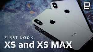 Apple iPhone XS and XS MAX First Look: A clear step forward [Video]