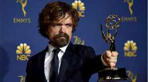 Peter Dinklage Wins Emmy Award For Game Of Thrones [Video]