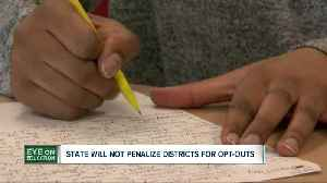 New York State changes mind, will not penalize districts with high opt-out rates [Video]