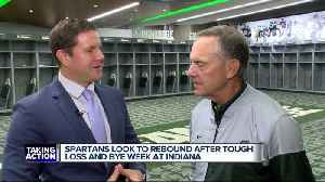 Mark Dantonio one-on-one 9-18 [Video]
