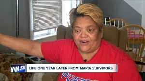 Life one year after Maria [Video]