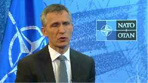 NATO Secretary General Shifts Its Focus On Russian Tactics [Video]