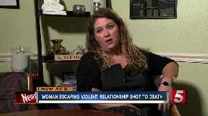Woman Escaping Violent Relationship Allegedly Killed By Estranged Husband [Video]