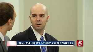 Former Cellmate: McLawhorn Confessed To Killing Nashville Nurse [Video]