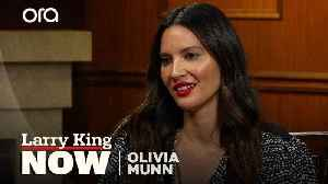 Olivia Munn talks standing her ground to get scene deleted from 'The Predator' [Video]