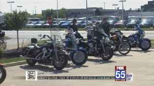 Local biker group helping women's shelter [Video]