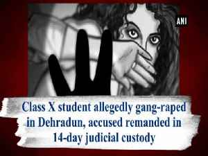 Class X student allegedly gang-raped in Dehradun, accused remanded in 14-day judicial custody [Video]
