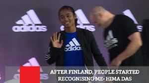 After Finland, People Started Recognising Me- Hima Das [Video]