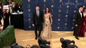 Emmys 2018 Couples: Jessica Biel and Justin Timberlake, Scarlett Johansson and Colin Jost, Chrissy Teigen and John Legend and Mo [Video]