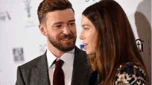 Justin Timberlake And Jessica Biel Share Their Son's News At Emmys [Video]