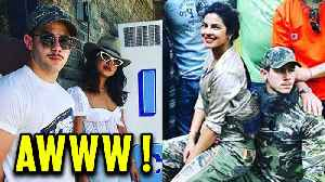 Priyanka Chopra SITS On Nick Jonas' LAP For A Picture | Bollywood Now [Video]