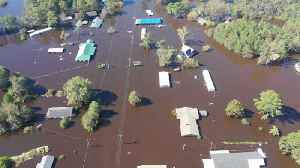 Floodwaters receding in North Carolina, but long recovery ahead [Video]