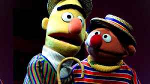 Bert and Ernie just friends? Writer reignites debate over their relationship [Video]
