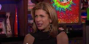 Hoda Kotb Admits She 'Sort Of Gets' Why Julie Chen Quit 'The Talk' [Video]