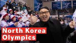 North Korea Could Host The 2032 Olympics [Video]