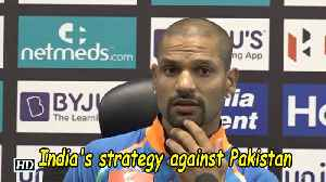 Asia Cup 2018 | India's strategy against Pak [Video]