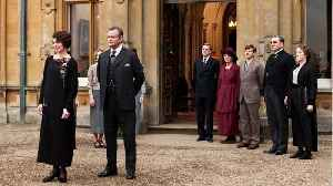 'Downton Abbey' Movie Release Date Announced [Video]