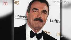 Report: Tom Selleck Steps Down From NRA's Board of Directors [Video]
