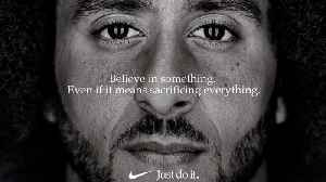 Nike Selling Out Of Merchandise After Kaepernick Ad [Video]