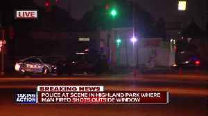 Man fires shots out of apartment in Highland Park, police asking public to avoid area [Video]