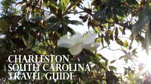 What to do when visiting Charleston, South Carolina [Video]