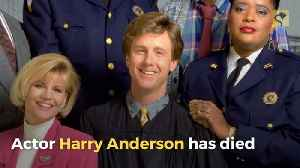 'Night Court' Actor Harry Anderson Reported Dead at 65 [Video]