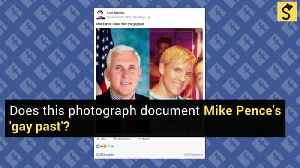 Photograph Documents Mike Pence's 'Gay Past'? [Video]