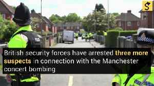 UK Deploys 1,000 Soldiers to Protect Key Sites After Bombing [Video]