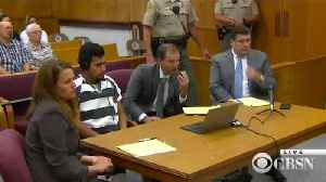 Tibbetts' Murderer Pleads Not Guilty — Claims He Blacked Out [Video]