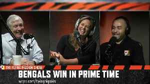Cincinnati Bengals go 2-0 after big win over Ravens in prime time | Flying Pigskin Podcast (917/18) [Video]