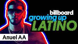 Anuel AA Talks Favorite Puerto Rican Dance Moves, Foods & More | Growing Up Latino [Video]