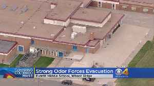 Overwhelming Gas Smell Closes Everitt Middle School In Wheat Ridge [Video]