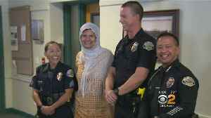 Muslim Woman Accused Of Breaking Into Cars, Stealing Mail Thanks Officers For Civility [Video]