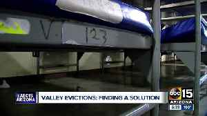Valley evictions becoming more widespread and effecting elderly the most [Video]