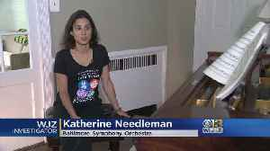 Top Baltimore Symphony Oboist Files Sex Harassment Complaint [Video]