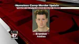 Addiss pleads guilty to second-degree murder [Video]