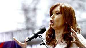Argentina ex-President Kirchner hit with more corruption charges [Video]