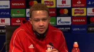 Depay responds to Rooney's comments [Video]
