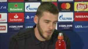 De Gea ignored WC criticism [Video]