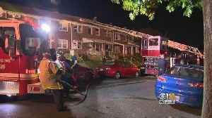 UPDATE: One Person Found Dead At House Fire In Baltimore City [Video]