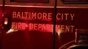 Woman Found Dead After Baltimore City Fire [Video]
