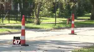 Main Jackson street being converted into a two-way [Video]