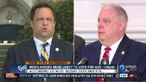 Goucher Poll: Marylanders more likely to vote for Governor Hogan [Video]