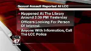 Lansing Community College investigating reported sex assault [Video]